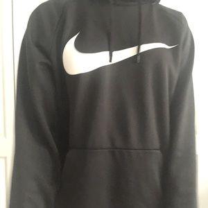 DRI-FIT Black Nike Hoodie